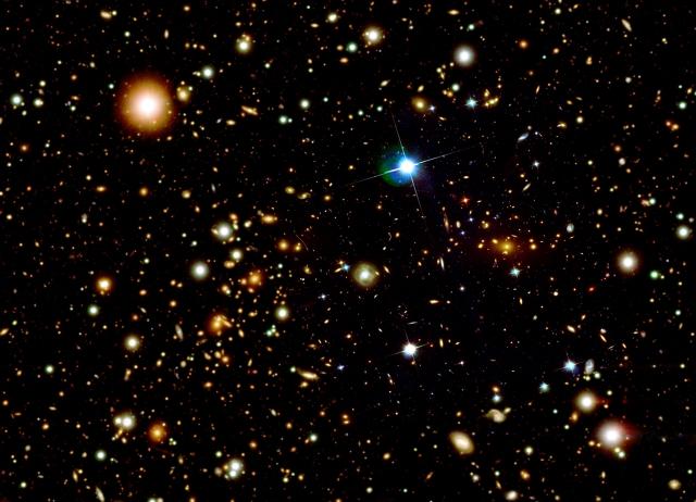 ultra deep space